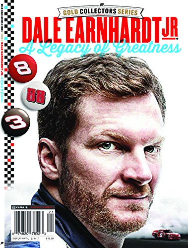 Gold Collector's Series-Dale Earnhardt Jr-A Legacy of Greatness