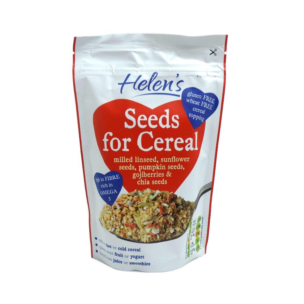 Semillas de Helen de cereal molido Linaza con Gojiberry y ...