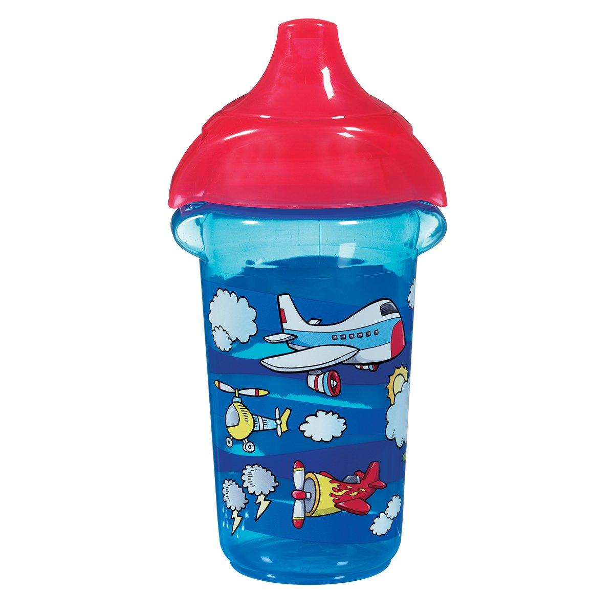 266/ml, bleu Munchkin Click Lock Deco Sippy Cup