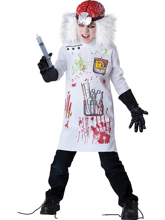 sc 1 st  Amazon.com & Amazon.com: InCharacter Costumes Boyu0027s Mad Scientist Costume: Clothing