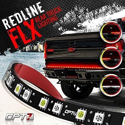 Redline FLX - LED Flexible Tailgate Bar - Parent