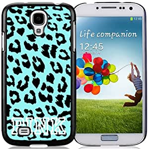 High Quality S4 Case,Black Victoria'S Secret Love Pink 44 Samsung Galaxy S4 I9500 Screen Phone Case Cute and Lovely Design