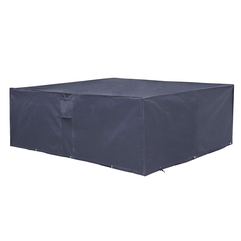 Amazon SONGMICS Schutzhülle für Gartenmöbel 200 x 160 x 70 cm