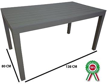 Savino Fiorenzo Sumatra Table d\'appoint rectangulaire en résine ...
