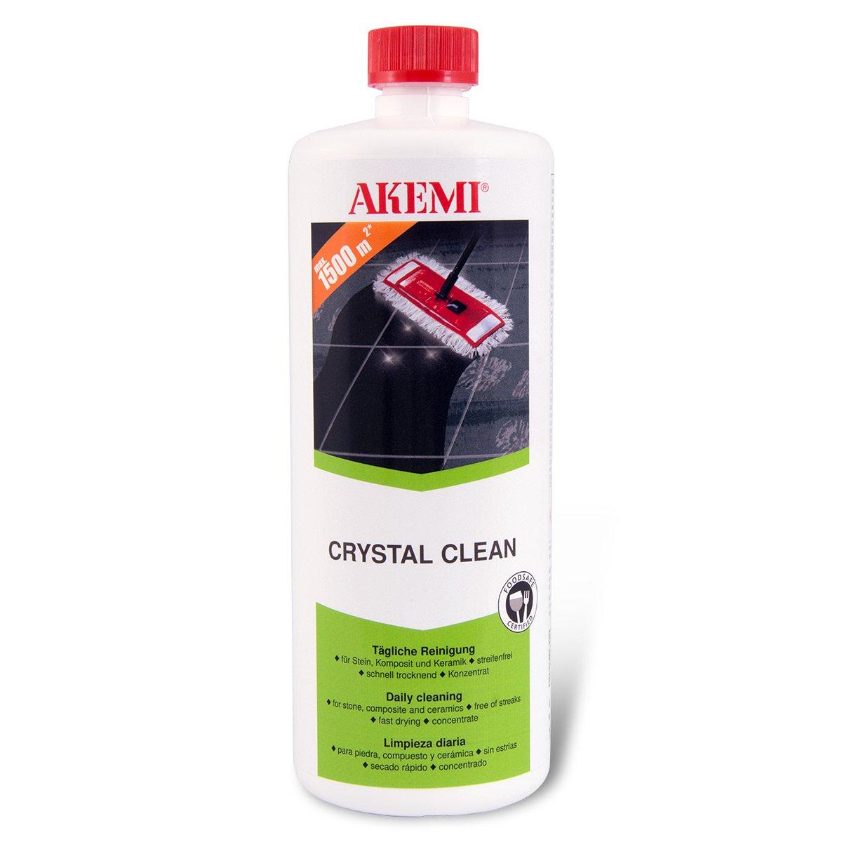 AKEMI CRYSTAL CLEANER 1 LITRE