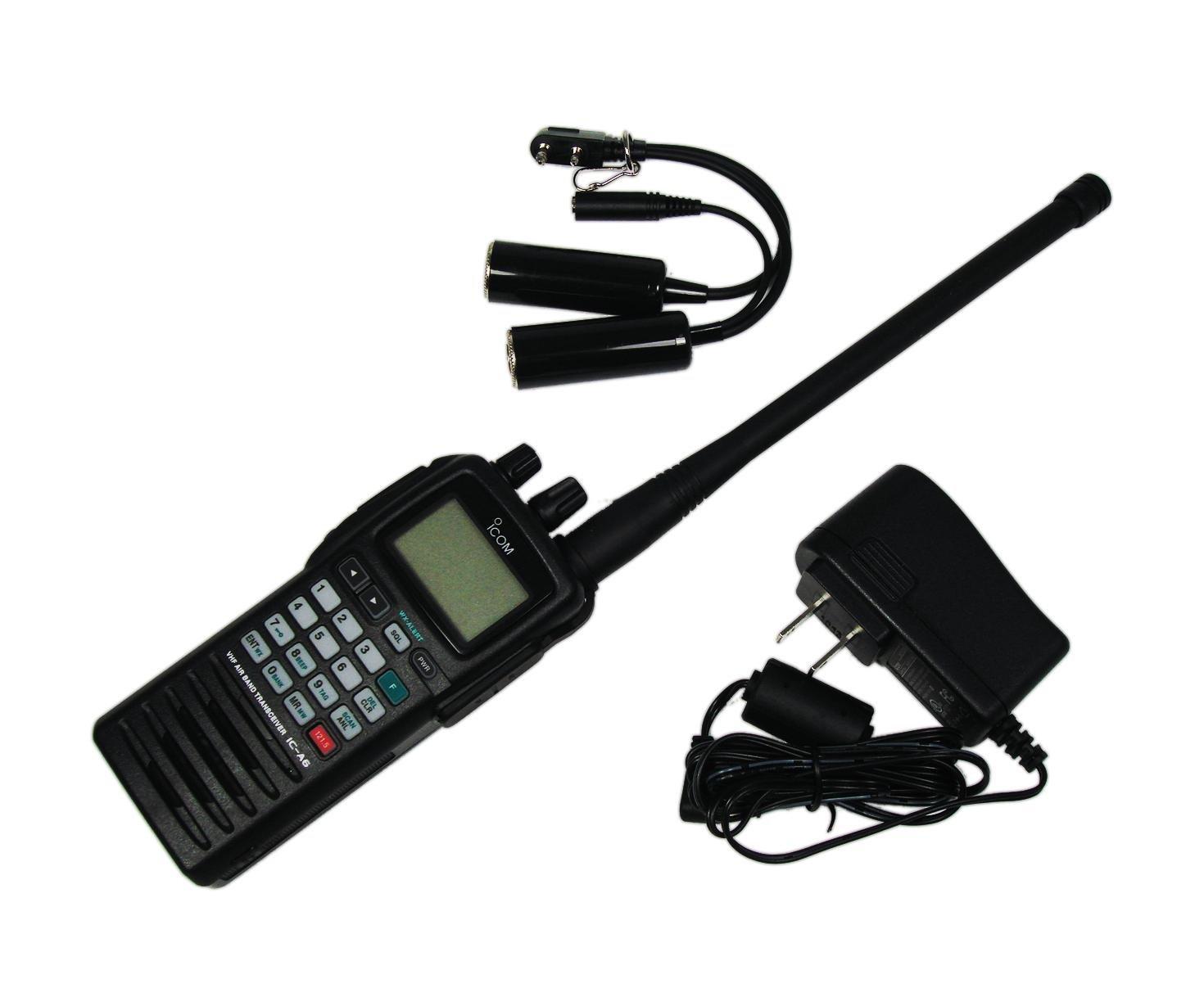 Icom IC-A6 Radio (COMM only)