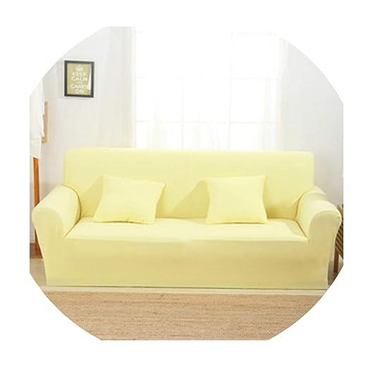 Pocket shop-Sofa Cover Funda de sofá de algodón Tejido ...