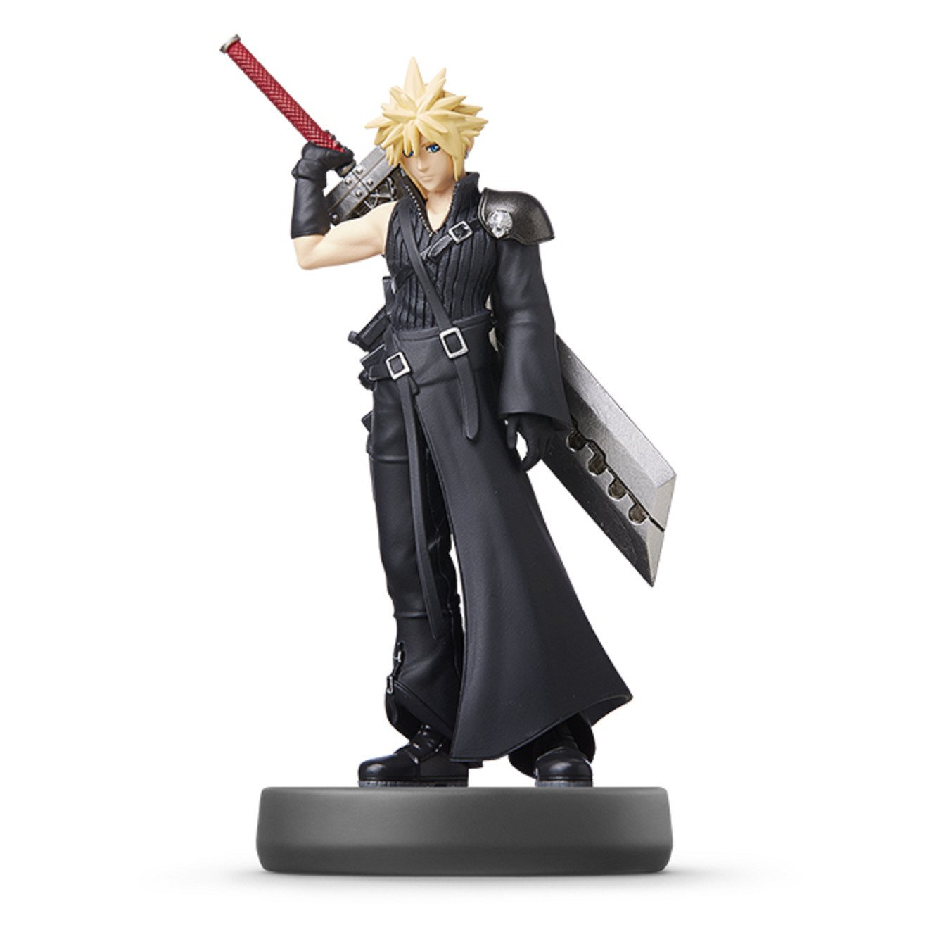 Nintendo Amiibo cloud 2P Fighter(Smash Brothers series) Japan Import