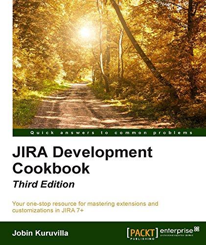 Jira 7 Development Cookbook, 3rd Edition Front Cover