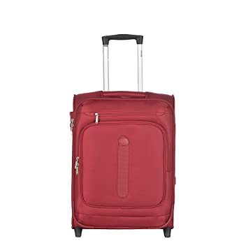 Delsey Trolley Cabin 55 RedAmazon Manitoba Luggage 2r it Slim OukXwiTPZ