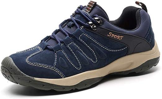 Zapatos De Senderismo - Zapatos De Viaje | Suela De Goma | A ...