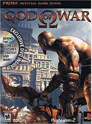 Prima Official Game Guide: God of War for Playstation 2 with