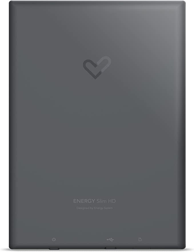 Energy Slim HD - eReader (6