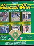 1989 Donruss Baseball's Best Complete Box Set Baseball Ken Griffey Jr. Rookie