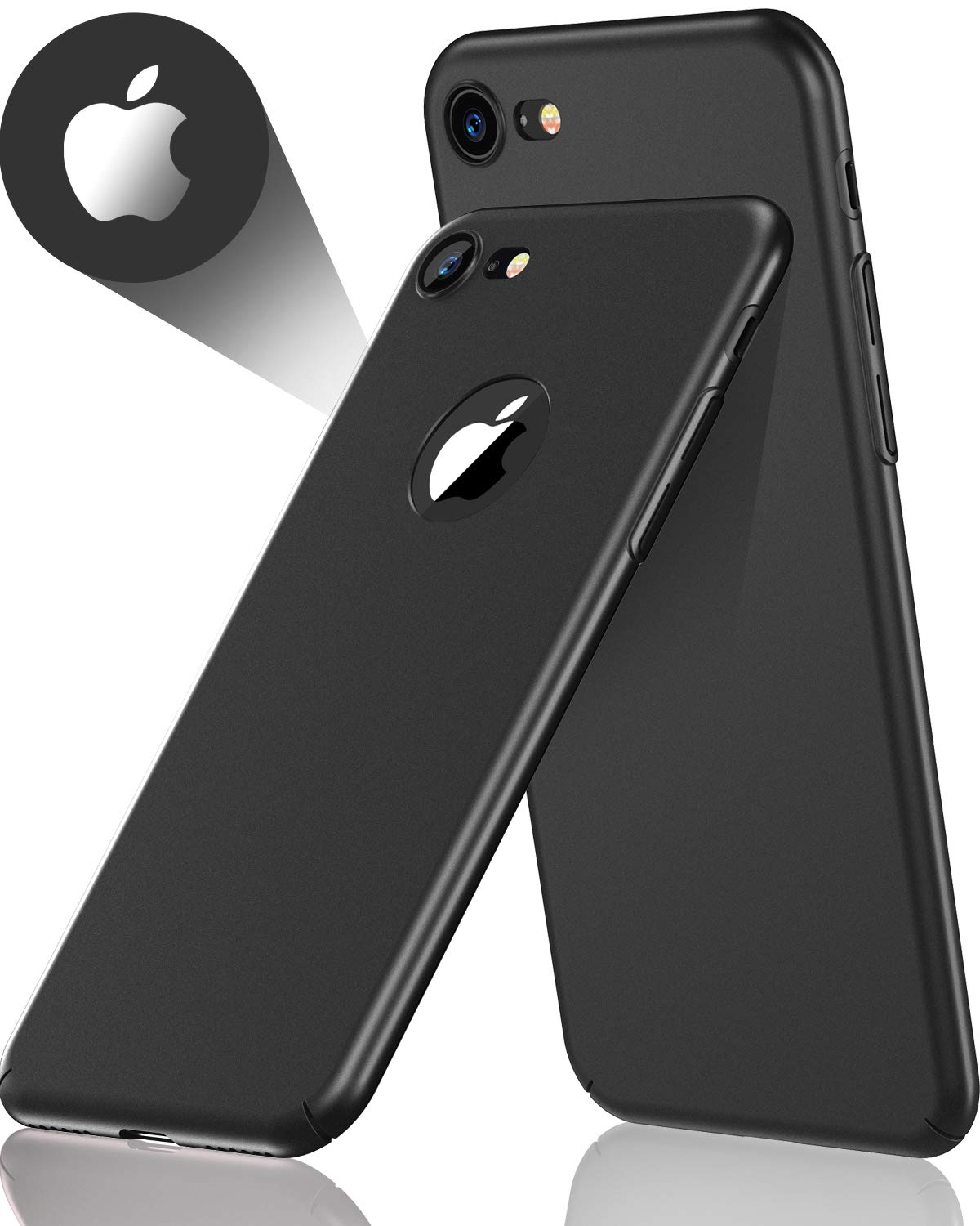 iphone 8 case apple cut out