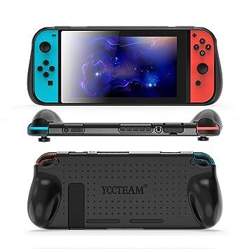 Nintendo - Carcasa protectora para interruptor Nintendo (TPU ...