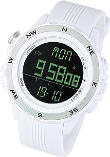 [Lad Weather] sensore tedesco altimetro/barometro/bussola digitale/meteo/multifunzione/arrampicata all' aperto/corsa/camminata sport orologio