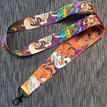 CUTE Neck Lanyard ID Badge Key Holder Various Cartoon Designs Multi Selection