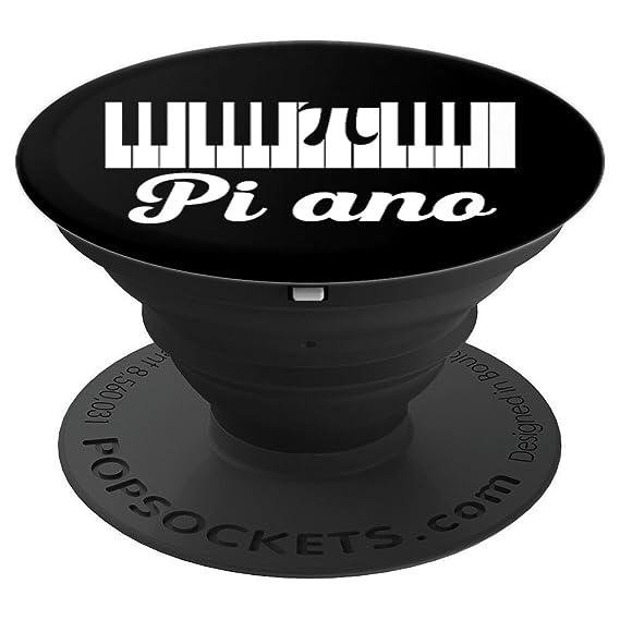 Amazon Pi Ano Piano Funny Instrument Pun Science Geek Nerd