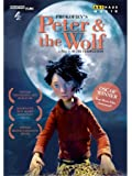 Prokofiev: Peter And The Wolf [Mark Stephenson, Suzi Templeton, Philharmonia Orchestra] [DVD] [2006] [NTSC] [2014]