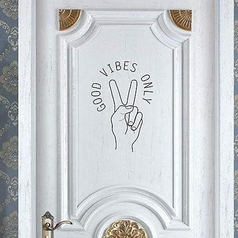 1pc Wall Sticker Sun Pattern Decorative Sticker for Bedroom Living Room Office
