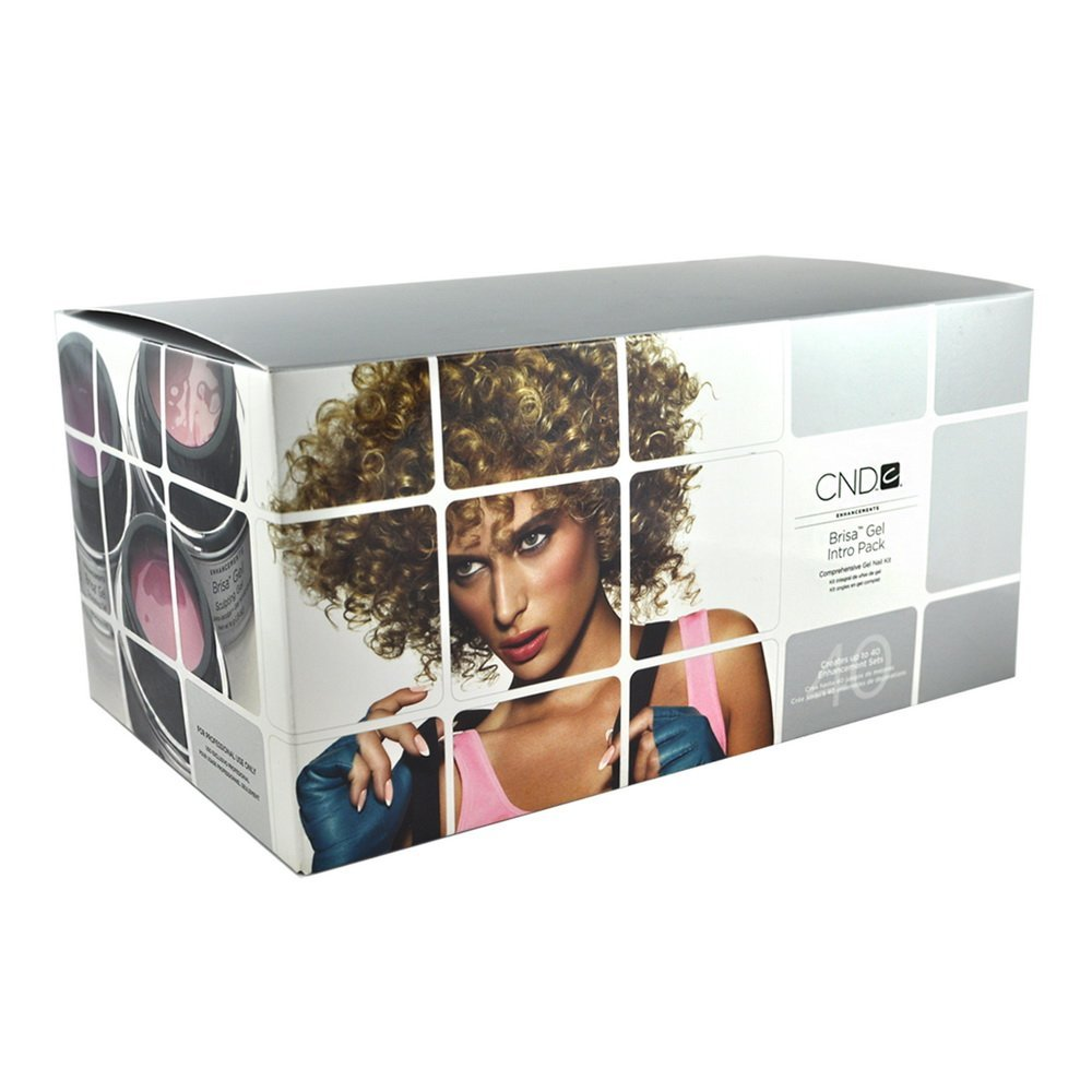 CND Brisa Gel Intro Pack - Brisa UV Gel Intro Kit 08103