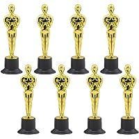 NUOBESTY Gouden Award Trofeeën Trofee Beelden Oscar Award Reward Prijzen voor Party Ceremonie Waardering Gift 10 Stks