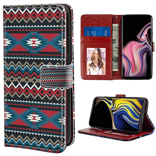 Wallet Case Fit Samsung Galaxy Note 9 6.4
