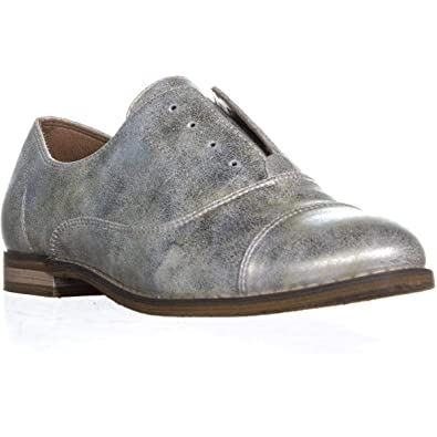 dceb6a5f01b Indigo Rd. Womens Hacksy Almond Toe Oxfords