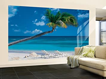 Environmental Graphics Ocean Breeze Wall Mural C831