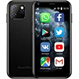 SOYES XS11 3G Mini Smartphone 2.5Inch WiFi GPS RAM 1GB ROM 8GB Quad Core Android 6.0 Cell Phones 3D Glass Slim Body HD Camera