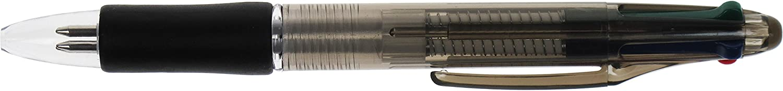 Four-Colour Ballpoint Pen, Ballpoint Pen with 4 Refills