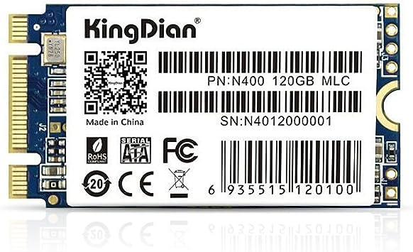 KingDian Nueva Unidad de Estado s/ólido para sobremesa y MacPro