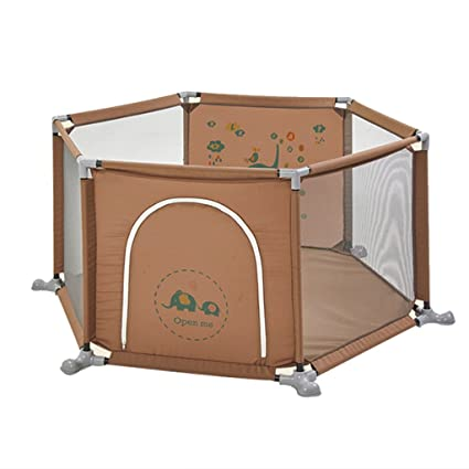 Delicieux Childrenu0027s Fence Baby Play Fence Boy And Girl Portable Game Center Indoor  Playground Child Safety Bar