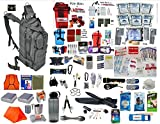 BLACK OPS SERIES 30 ULTIMATE COMPACT 17'' SURVIVAL BACKPACK & SURVIVAL KIT