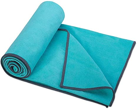BZAHW Taihang 2 Pack Sports Towel Microfiber Fabric Sweat ...