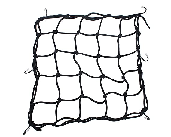 Amazon Com Boxer Tools Heavy Duty 15 Cargo Net For Motorcycles