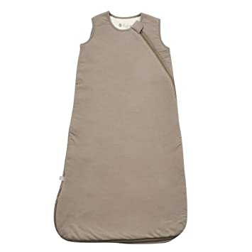 a7c300258e Amazon.com  Kyte BABY Sleeping Bag for Toddlers 0 - 6 Months - Made of Soft  Bamboo Material - 1.0 Tog - Clay  Baby