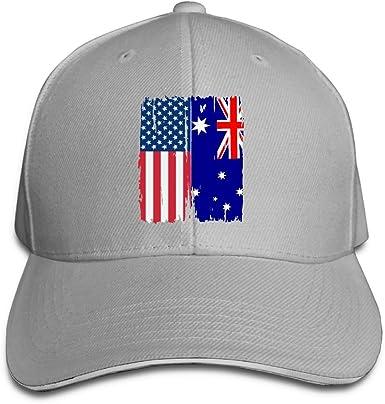 Us Border Patrol State Map Flag Mesh Caps Adjustable Unisex Snapback Trucker Cap