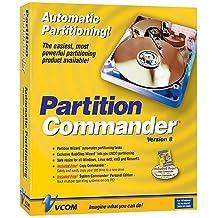 VCOM Partition Commander 8.0