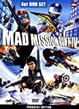 DVD Mad Mission Box Teil 1 - 4 [Import allemand]