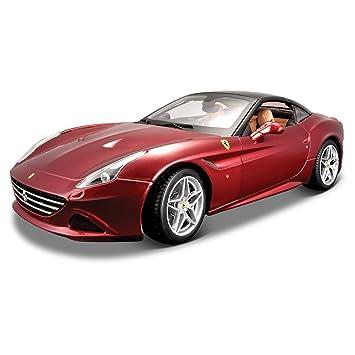 Bburago 15616902r Ferrari California T Closed Top Rot Amazon