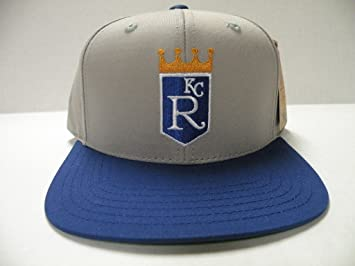 Equipo de MLB Kansas City Royals Old School Logo 2 tono Retro ...
