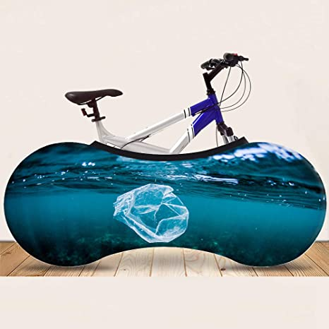 JTYX BIKE COVERS Funda para Bicicleta Universal, Bolsa de ...