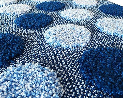 Tappeto bagno shaggy antiscivolo moderno varie misure tappeti casa scendiletto scendi doccia - Tappeti scendiletto ikea ...
