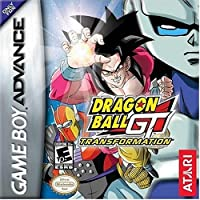 Dragon Ball Gt: Transformation / Game