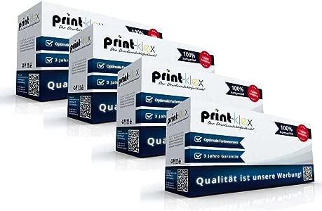 4 x Compatibles Cartuchos de Tinta para HP Designjet 510 PS 42 inch Designjet 510 Series Designjet 800 C4844AE C4911 A, C4912 A, C4913 A Black cian Magenta Yellow – Office Pro