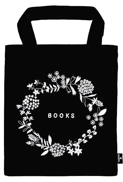 Moses. 82698 libri x - Bolsa para libros Flowers | Bolsa de ...