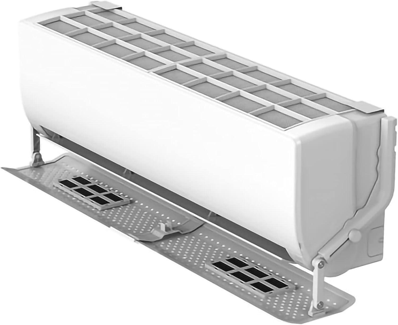 FYZS Deflector de Aire Acondicionado Acondicionador de Aire Universal de Aire Acondicionado, desviador de la dirección del Viento, Aire Acondicionado de Aire, Dispositivo a Prueba de Viento, a Prueba