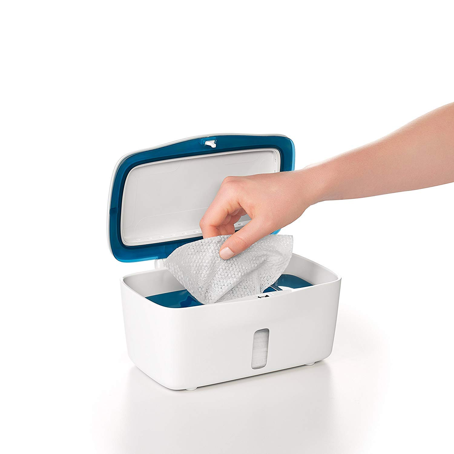 OXO Tot Perfect Pull Wipes Dispenser, Navy by OXO Tot